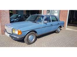 sedan auto Mercedes Benz 123 240D 1987
