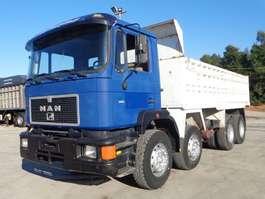 kipper vrachtwagen MAN MAN 35.372 (8X4) KIPPER 1994
