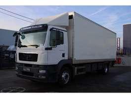bakwagen vrachtwagen MAN TGM 18.290 BL+CAISSE 7.5M +D'HOLLANDIA 2000KG 2012