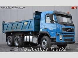 kipper vrachtwagen Volvo FM12 340 2002