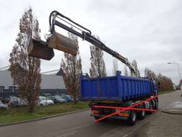 overige containers HMF AFZET CONTAINER + HMF 1250 KRAAN