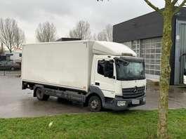 bakwagen vrachtwagen Mercedes Benz Atego 916 2013