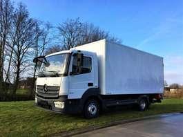 bakwagen vrachtwagen Mercedes Benz Atego  190.000km  Euro6  €33.950 2014