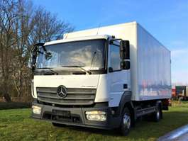 bakwagen vrachtwagen Mercedes Benz Atego 818 EURO6   €31.500 2014