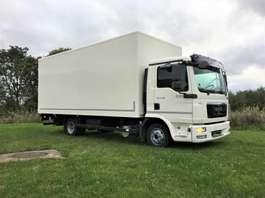 bakwagen vrachtwagen MAN EURO 5 EEV MAN TGL 7.150  €17.999 2010