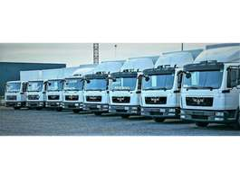 bakwagen vrachtwagen MAN MAN TGL 12.220 €28950,- prachtstaat !!! 2013