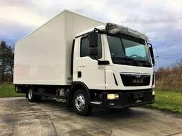 bakwagen vrachtwagen MAN TGL 7.180  EURO6 Prachtstaat!! 2014