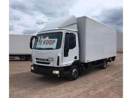 bakwagen vrachtwagen Iveco IVECO Eurocargo 75E16 EEV NU 23900 Euro 2014