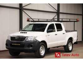 pick-up bedrijfswagen Toyota HiLux DOUBLE CABIN 2.5 D4D 144PK 4X4 2020