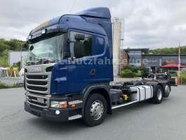chassis cabine vrachtwagen Scania G440 Highline- EURO 6- RETARDER- 2 Tanks 2013