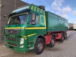 kipper vrachtwagen Volvo FM12 500 2011