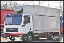 bakwagen bedrijfswagen MAN MAN 7.150 TGL, Koffer + Plane, 4520 kg Nutzlast 2006