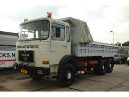 kipper vrachtwagen MAN 26.361   6X4 1988