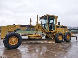 grader Caterpillar 140H 3306 engine 2002