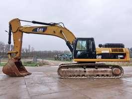 rupsgraafmachine Caterpillar 336DL CE / good working condition 2012