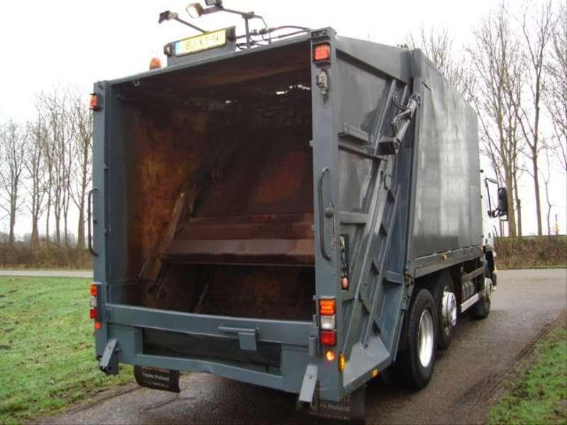 Volvo - FM7 6X2R FAL8.0 RAL19 RAPD-A6 ULDA 3