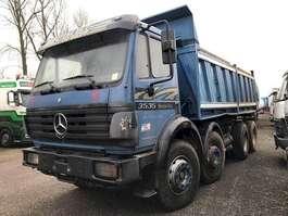 kipper vrachtwagen Mercedes Benz 3535 K 8X4 1992