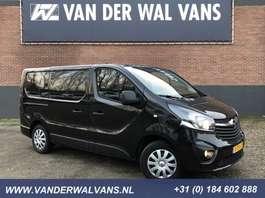 gesloten bestelwagen Opel Vivaro 1.6 CDTI L1H1 Sport Airco, Cruisecontrol, navigatie 2017