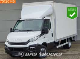 bakwagen bedrijfswagen Iveco Daily 35C16 160PK Bakwagen Laadklep Airco Cruise LBW 19m3 A/C Cruise con... 2018