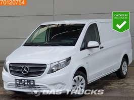 gesloten bestelwagen Mercedes Benz Vito  111 CDI Airco Cruise Lang Achterdeuren L2H1 6m3 A/C Cruise control 2017