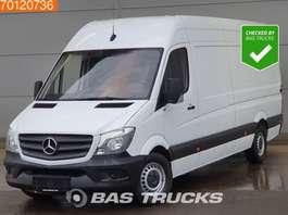 gesloten bestelwagen Mercedes Benz Sprinter  314 CDI Automaat Airco Cruise Lang Maxi L3H2 14m3 A/C Cruise c... 2018