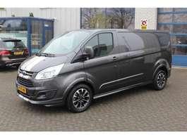 gesloten bestelwagen Ford Transit Custom Sport 2.0 TDCI 170 pk L2 Navigatie, Camera, Airco, Trekha... 2018