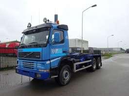 containersysteem vrachtwagen Volvo FM 12 380 6 X 4 !! HAAKSYSTEEM !! 1999