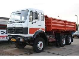 kipper vrachtwagen Mercedes Benz 2632K  6X4 1984