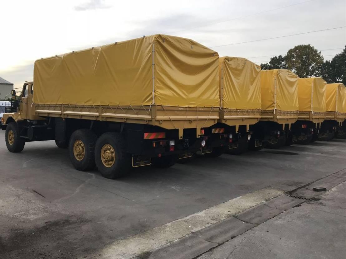 leger vrachtwagen Volvo N10 1900