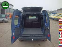 gesloten bestelwagen Renault KANGOO Rapid 1.5 dCi 75 Basis Leiterklappe KLIMA 2013