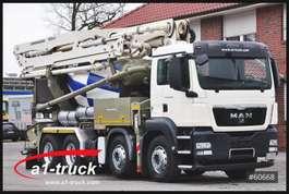 betonpomp vrachtwagen MAN TGS 35.360BB Putzmeister 24-3 Roto Liebherr 7m³ 2011