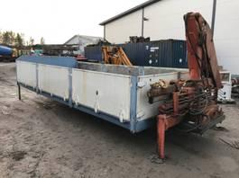 wissellaadbaksysteem vrachtwagen Hiab Nosturilava 6700mm