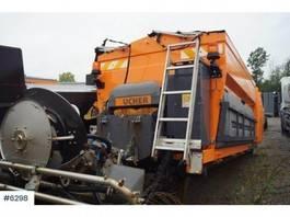 Overig vrachtwagen onderdeel Bucher UH 3000 A/1 D combi spreads on hook frame 2014