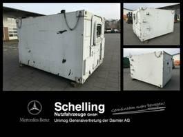 motorhome camper Shelter - BW - Kabine I - Unimog Camping -
