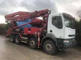 betonpomp vrachtwagen Renault Kerax 420 dci - Putzmeister 24m - 24.67 CS 2005