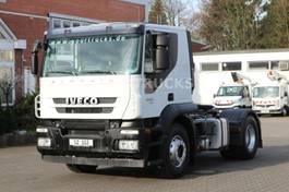 standaard trekker Iveco Stralis 480 EEV / ZF-Intarder/ Hydraulik 2012