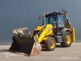 graaflaadmachine JCB 3CX P21 ECO TURBO 2016