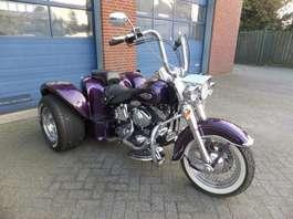 trike Harley-Davidson FLSTC 'SANTIAGO CHOPPER' TRIKE 1995