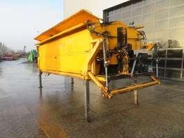 asfaltverwarmer Asphalt Hotbox Oletta AF100