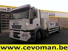 platform vrachtwagen Iveco Stralis 270 2004