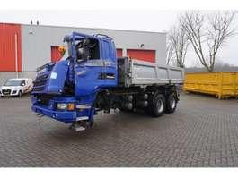 kipper vrachtwagen Scania G450 / AUTOMATIC / RETARDER / KIPPER / 6X4 / EURO-6 / 2016 2016