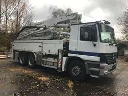 betonpomp vrachtwagen Mercedes Benz 2635 - Putzmeister 24m - BSF24-4.16 H - German Pump 2002