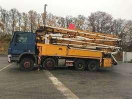 betonpomp vrachtwagen Mercedes Benz Actros 3241 - Putzmeister 36m - German Pump 2008