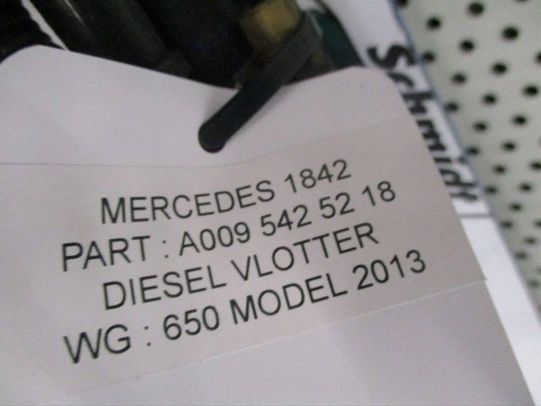 brandstof systeem bedrijfswagen onderdeel Mercedes Benz A 009 542 52 18 Diesel Vlotter