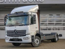 chassis cabine vrachtwagen Mercedes-Benz Atego 1221 (NIEUW) 2021