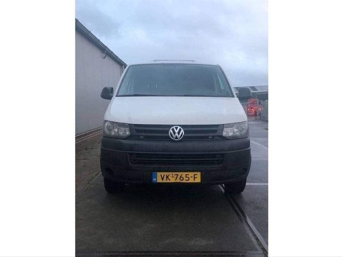 koelwagen bestelwagen Volkswagen TRANSPORTER L1H1 KOELWAGEN ( 2 X vorhanden ) 2014