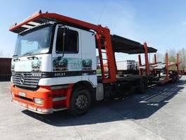 autotransporter vrachtwagen Mercedes Benz actros 1831 1997