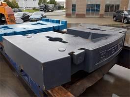 overige equipment onderdeel Terex explorer 5600 9.7 ton counterweight