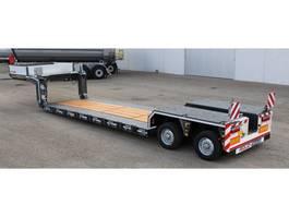 dieplader oplegger Rojo Trailer Extra-low bed loader 2 axles. Pendel GRS2 (1X) 2020