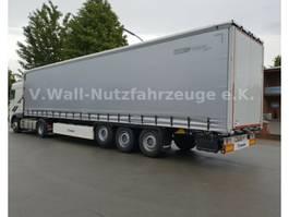 schuifzeil oplegger Krone SDP27, XL-Zertifikat, Palet.Kasten,Lift Achse 2019